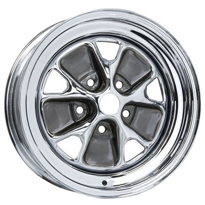 14x5 Ford Styled Steel | 5x4 1/2