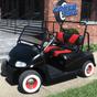 Coker Classic Golf Cart | 2 1/2 Inch Whitewall | 18x8.50-8