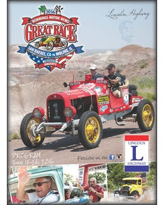 2016 Great Race | Program Book