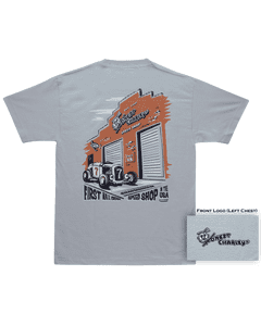 Honest Charley Store Front T-Shirt | Large
