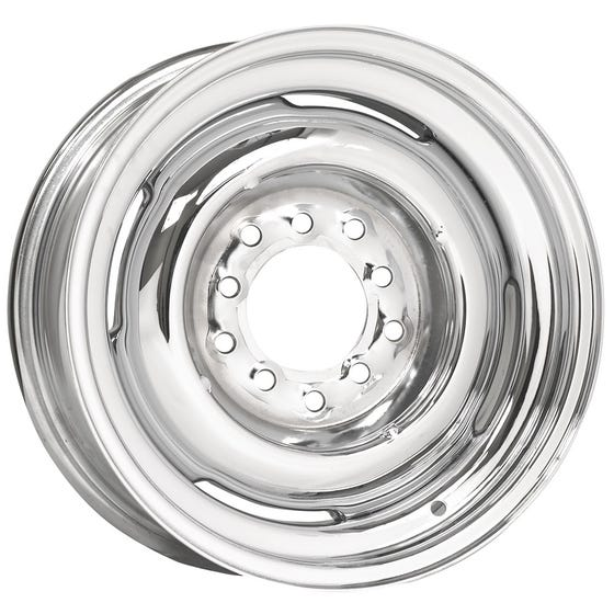 "15x8 Hot Rod Steel | 5x5, 5x5 1/2"" bolt 