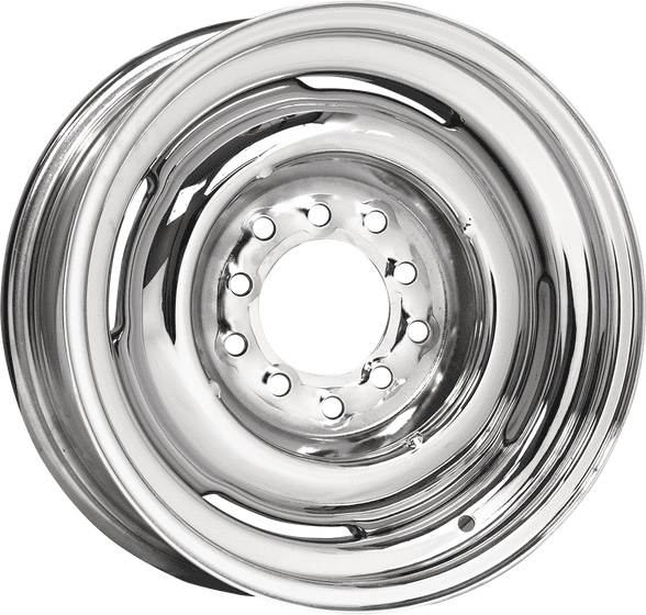 "16x7 Hot Rod Steel | 5x4 1/2, 5x4 3/4 "" bolt 