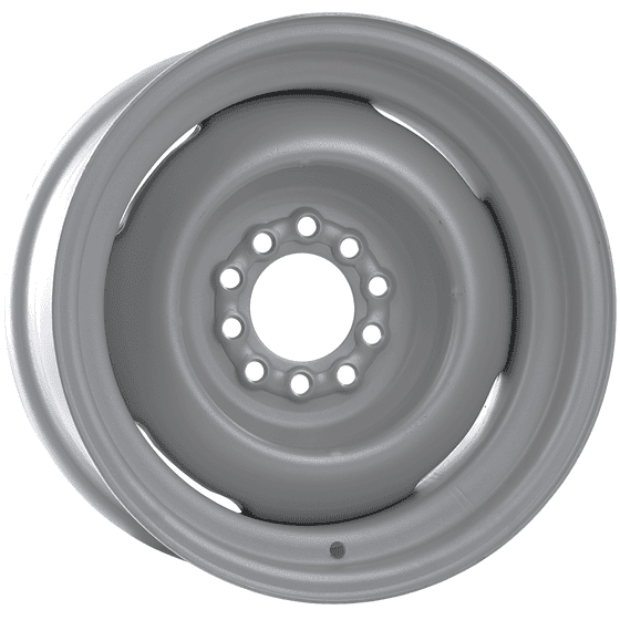 Hot Rod Steel Wheel | Primer