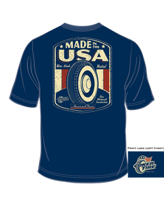 American Classic Made In USA T-Shirt | Medium