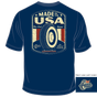 American Classic Made In USA T-Shirt | 3 X Large