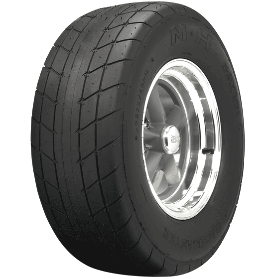 M&H Racemaster | Radial Drag Tire | Rear Tires