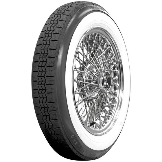 Michelin   Whitewall   670/710-15   New Old Stock