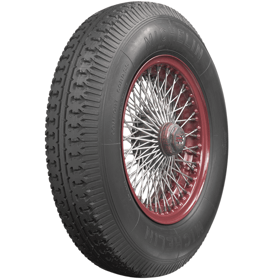Michelin Bias Ply | Double Rivet