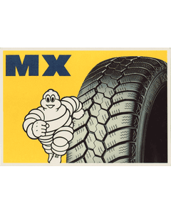 Postcard | Michelin | MX