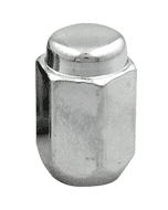 Chrysler O.E. Style Left-Hand Lug Nut | 1/2 inch Stud
