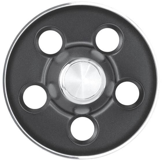 Mopar Rallye Cap | Dark Gray | 5x4