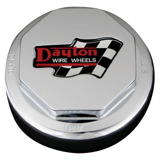 Dayton Knockoff Cap Octagon Embedded Logo LH