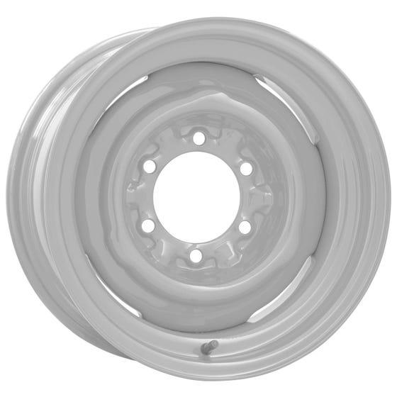 15x8 O.E. Six Lug Wheel | 6x5.5 bolt | 4.25 inch backspace | Primer Finish