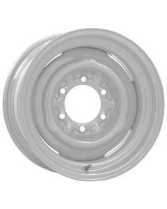 15x7 O.E. Six Lug Wheel | 6x5.5 bolt | 4.25 inch backspace | Primer Finish