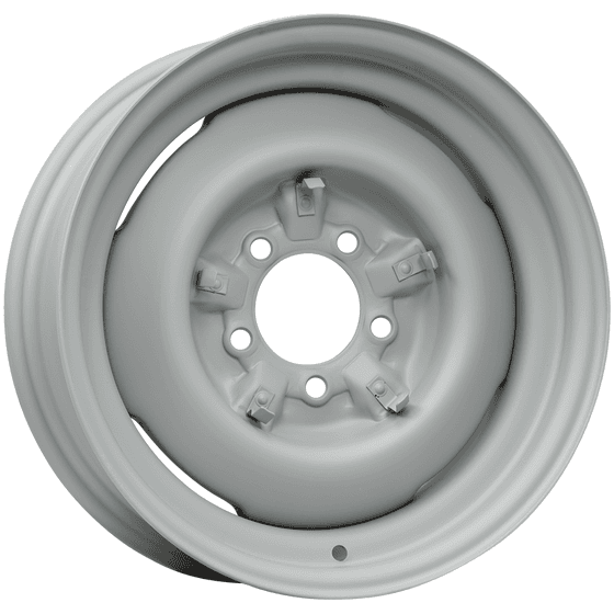 15x6 OE CLIP | 5x4.75 bolt | Primed | Discontinued
