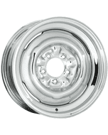 Chrome Steel Wheels 15 inch Steel Wheels