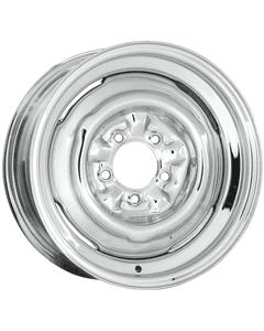 Chrome Steel Wheels 15 inch Steel Wheels