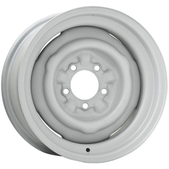 15x8 OE GM Wheel | 5x4.75 bolt pattern |Primer Finish
