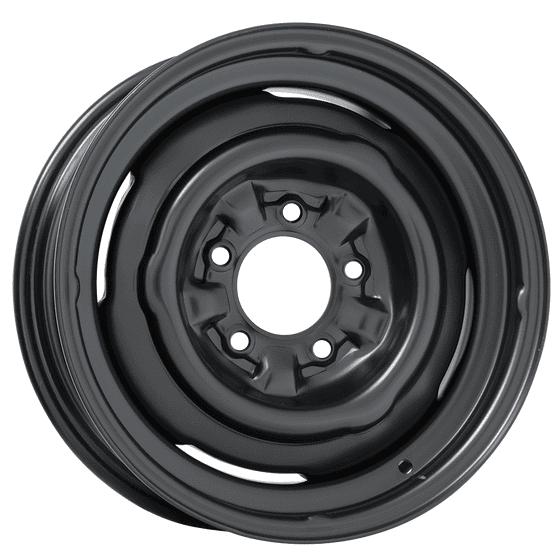O.E. Tri Five Chevy Steel Wheel