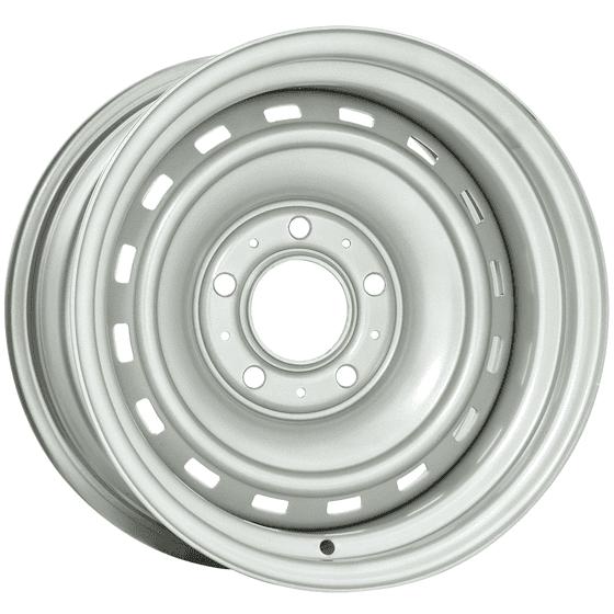 "15x10 OE Pickup 71-87 | 6x5.5"" bolt | 4.25"" backspace | Silver Powder Coat finish"