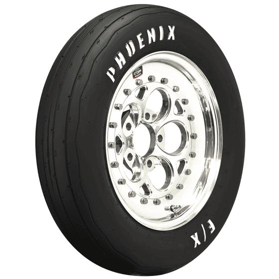Phoenix Front Runner Tire | 4.0/22.5-15
