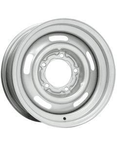 15x8 Pickup Rallye Wheel | Silver