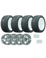 "1967 - 1973 Mustang 17"" Tire / Wheel Package"