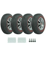 1965 -1967 Mustang Tire / Wheel Package