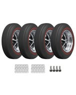 1968 - 1969 Mustang Tire / Wheel Package