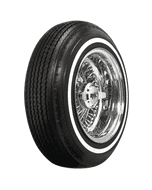 These tires have the traditional lowrider looks, perfect for lowriders and bombs
