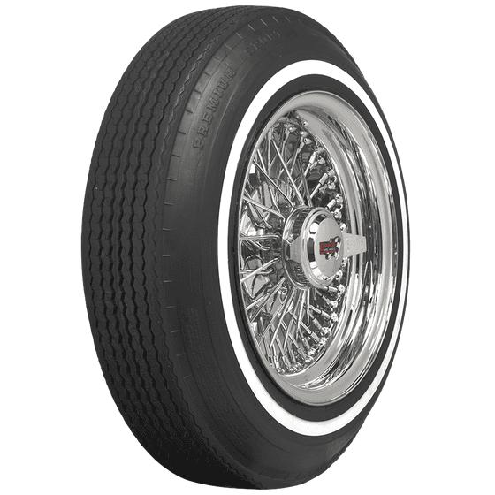 Premium Sport Tires | Narrow Whitewall