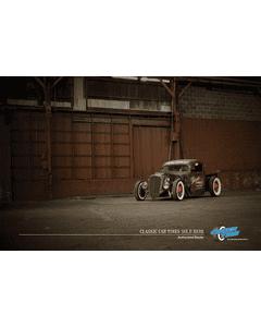 Poster | Coker Tire | Rat Rod