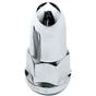 "7/16"" Bullet Bulge Lug Nut | 3/4"" Hex"