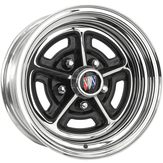 "15x8 Buick Rallye | 5x4 3/4"" bolt 