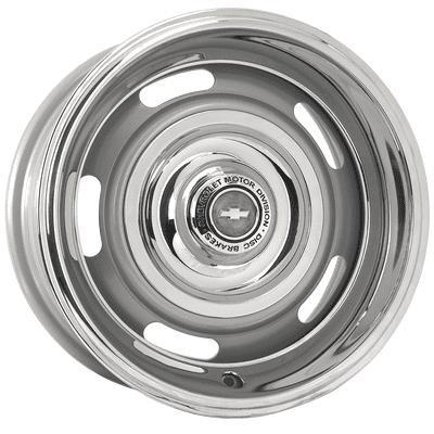 15x7 Chevy Rallye | 5x4 3/4