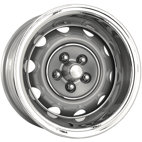 "15x6 Mopar Rallye | 5x4 1/2"" bolt 