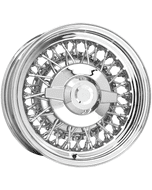 "15x6 Chrysler Wire | 5x5 1/2"" bolt 