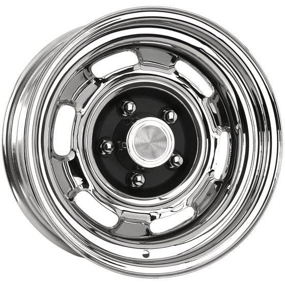 Pontiac Rallye I Wheel | Chrome