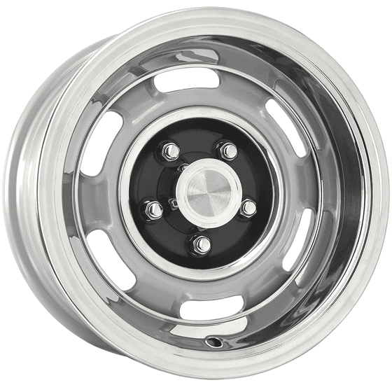"15x8 Pontiac Rallye I | 5x4 3/4"" bolt 