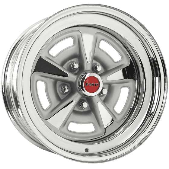Pontiac Rallye II Wheel | Chrome