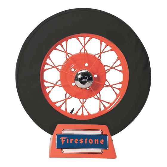 Spare Tire Cover | 19 Inch | Plain (Black)