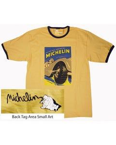 All That Runs Michelin T-shirt | Gold | 2X-Large