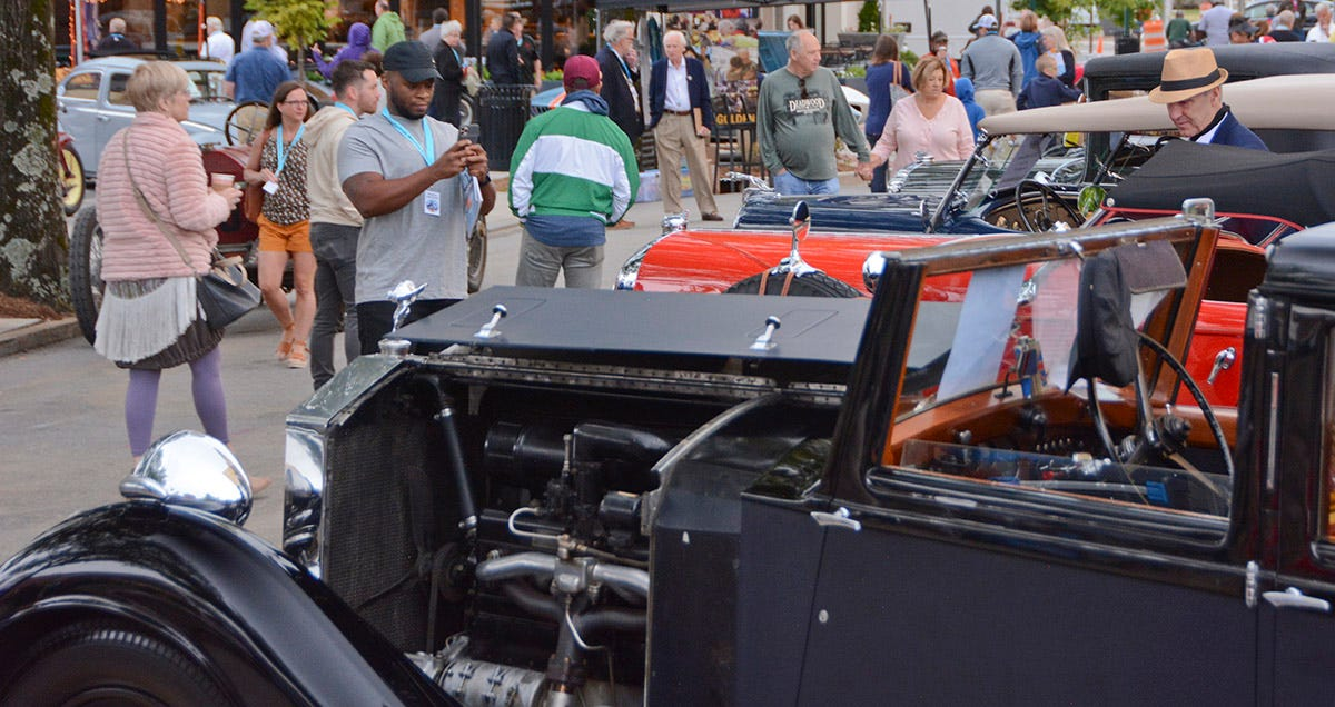 Chattanooga MotorCar Festival Sets the Bar for Automotive Gatherings