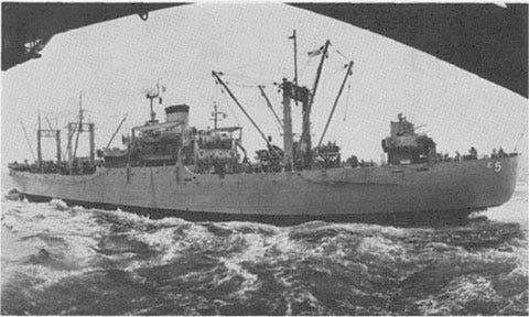 USS Rainier AE-5