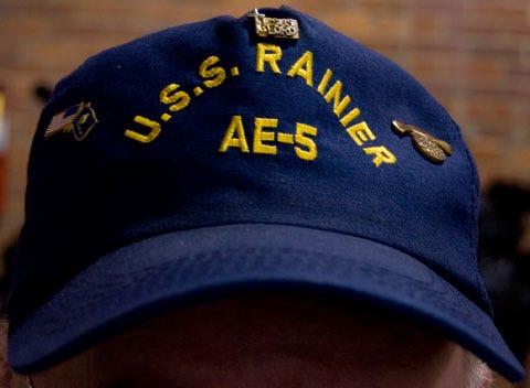 USS Rainier AE-5 crew