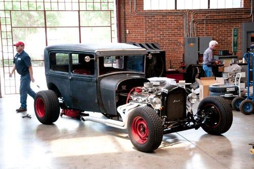 Hot Rod Tires