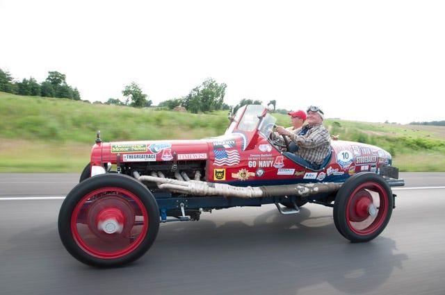 Great Race 2013