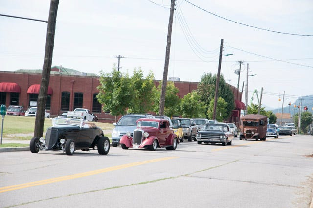Street Rodder Road Tour Coker Tire