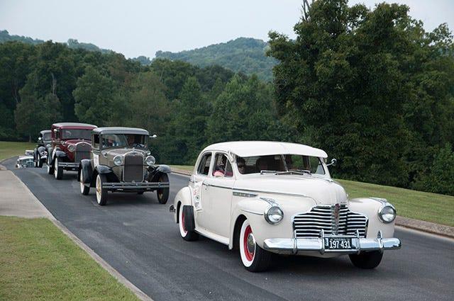 Glidden Tour Chattanooga