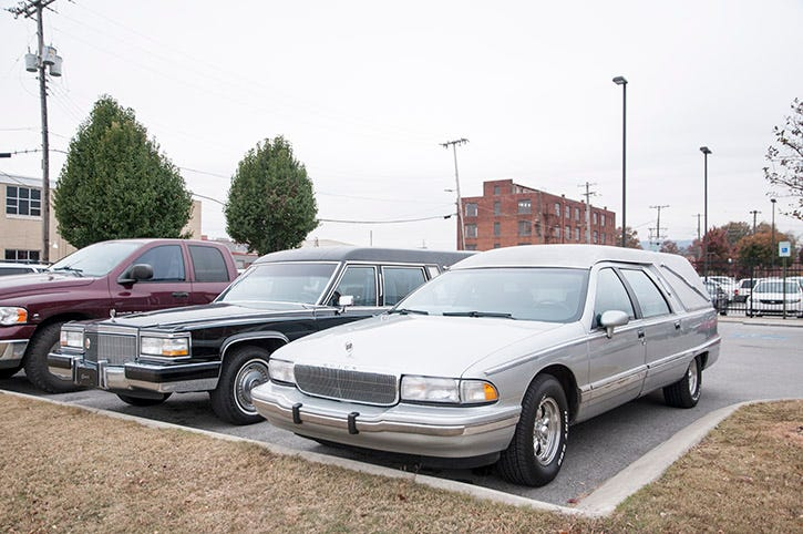 Professional Car Society: The Professional Car Society Visits Coker Tire